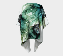 Load image into Gallery viewer, Draped Kimono:  Three Sisters
