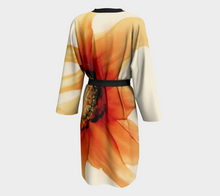 Load image into Gallery viewer, Peignoir:  Mandarin Orange