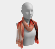 Load image into Gallery viewer, Long Scarf: Summer Solstice