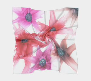 Square Scarf:  Moulin Rouge