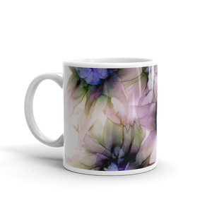 Mug:  Lavender Lights