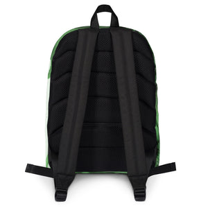 Backpack:  Green Queen
