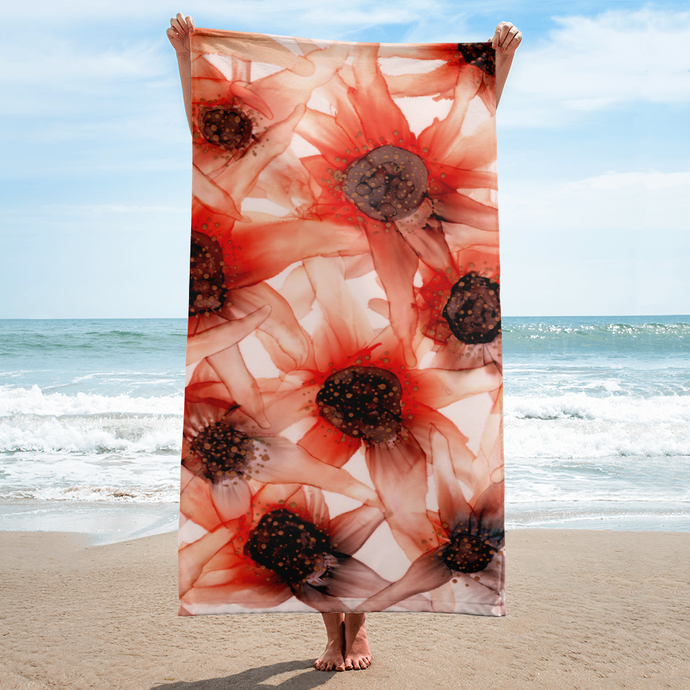 Towel:  Summer Solstice