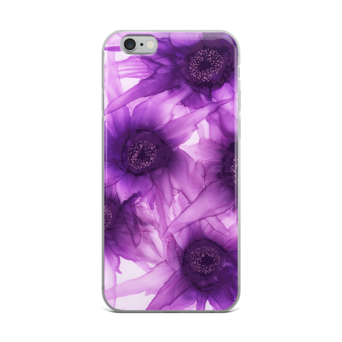 iPhone Case:  Purple Phaze