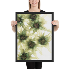 Load image into Gallery viewer, Framed poster:  Lucky #7