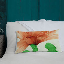 Load image into Gallery viewer, Premium Pillow:  Coral Crushed