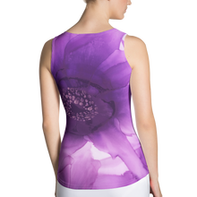 Load image into Gallery viewer, Tank Top:  Purple Phaze