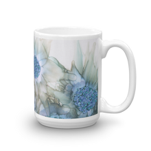 Load image into Gallery viewer, Mug:  Blue Rhapsody