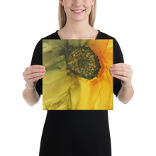 Load image into Gallery viewer, Canvas:  September Sunflower
