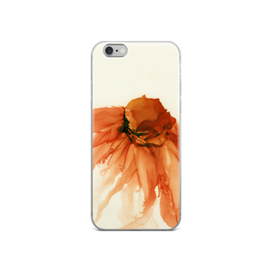 iPhone Case:  Tangerine Tutu
