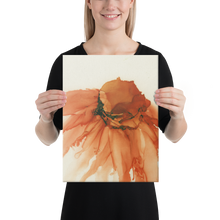Load image into Gallery viewer, Canvas:  Tangerine Tutu
