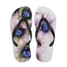 Load image into Gallery viewer, Flip-Flops:  Lavender Lights