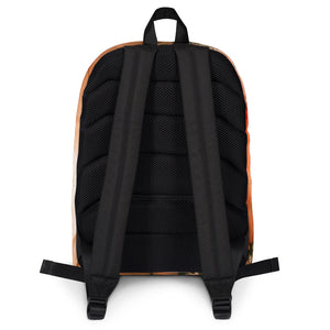 Backpack:  Mandarin Orange