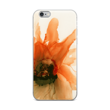 Load image into Gallery viewer, iPhone Case:  Ophelia's Orange Orchid