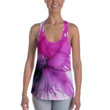 Load image into Gallery viewer, Women's Racerback Tank:  Lady Magenta