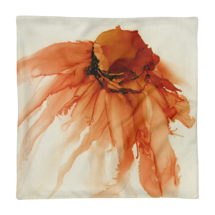 Premium Pillow Case:  Tangerine Tutu