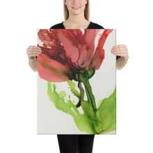 Load image into Gallery viewer, Canvas:  Floppy Poppy
