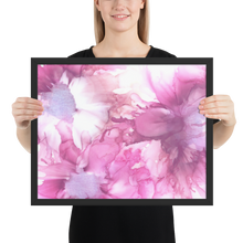 Load image into Gallery viewer, Framed poster:  Pink Ladies