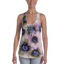 Load image into Gallery viewer, Women's Racerback Tank:  Lavender Lights