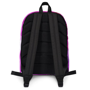 Backpack:  Lady Magenta