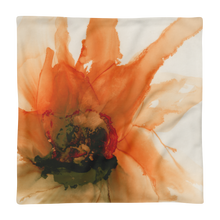 Load image into Gallery viewer, Basic Pillow Case:  Ophelia's Orange Orchid