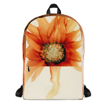 Load image into Gallery viewer, Backpack:  Mandarin Orange