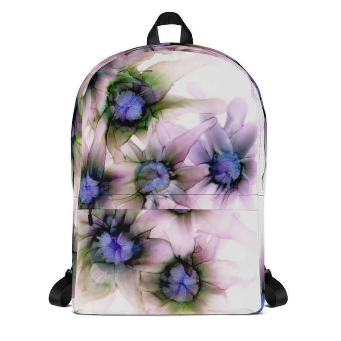 Backpack:  Lavender Lights