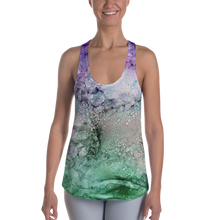 Load image into Gallery viewer, Women's Racerback Tank:  Tofino by Boat