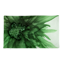 Load image into Gallery viewer, Premium Pillow Case:  Green Queen