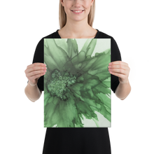 Load image into Gallery viewer, Canvas:  Green Queen