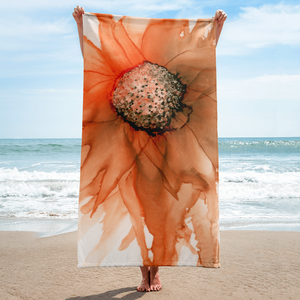 Towel:  Harvest Moon