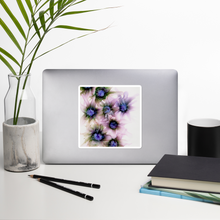 Load image into Gallery viewer, Bubble-free stickers:  Lavender Lights