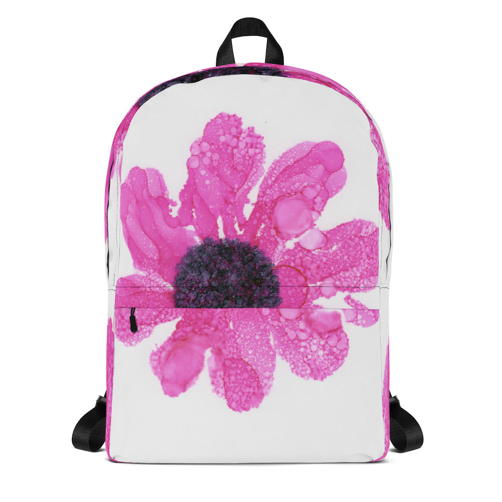 Backpack:  Dewy Blossom