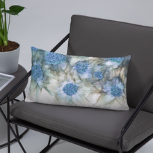 Load image into Gallery viewer, Basic Pillow:  Blue Rhapsody