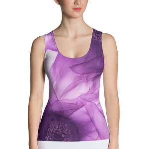 Tank Top:  Purple Phaze