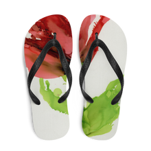 Load image into Gallery viewer, Flip-Flops:  Floppy Poppy