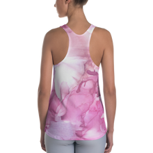 Load image into Gallery viewer, Women's Racerback Tank:  Pink Ladies