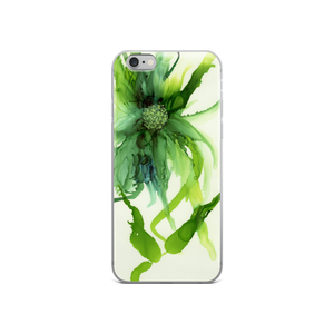 iPhone Case:  Cyan Song