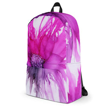 Load image into Gallery viewer, Backpack:  Lady Magenta