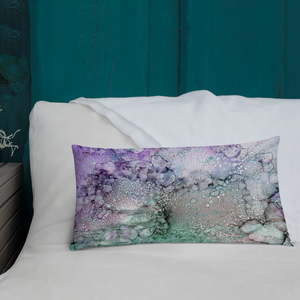 Premium Pillow:  Tofino by Boat
