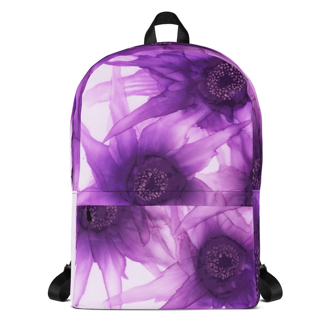 Backpack:  Purple Phaze