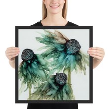 Load image into Gallery viewer, Framed poster:  Three Sisters