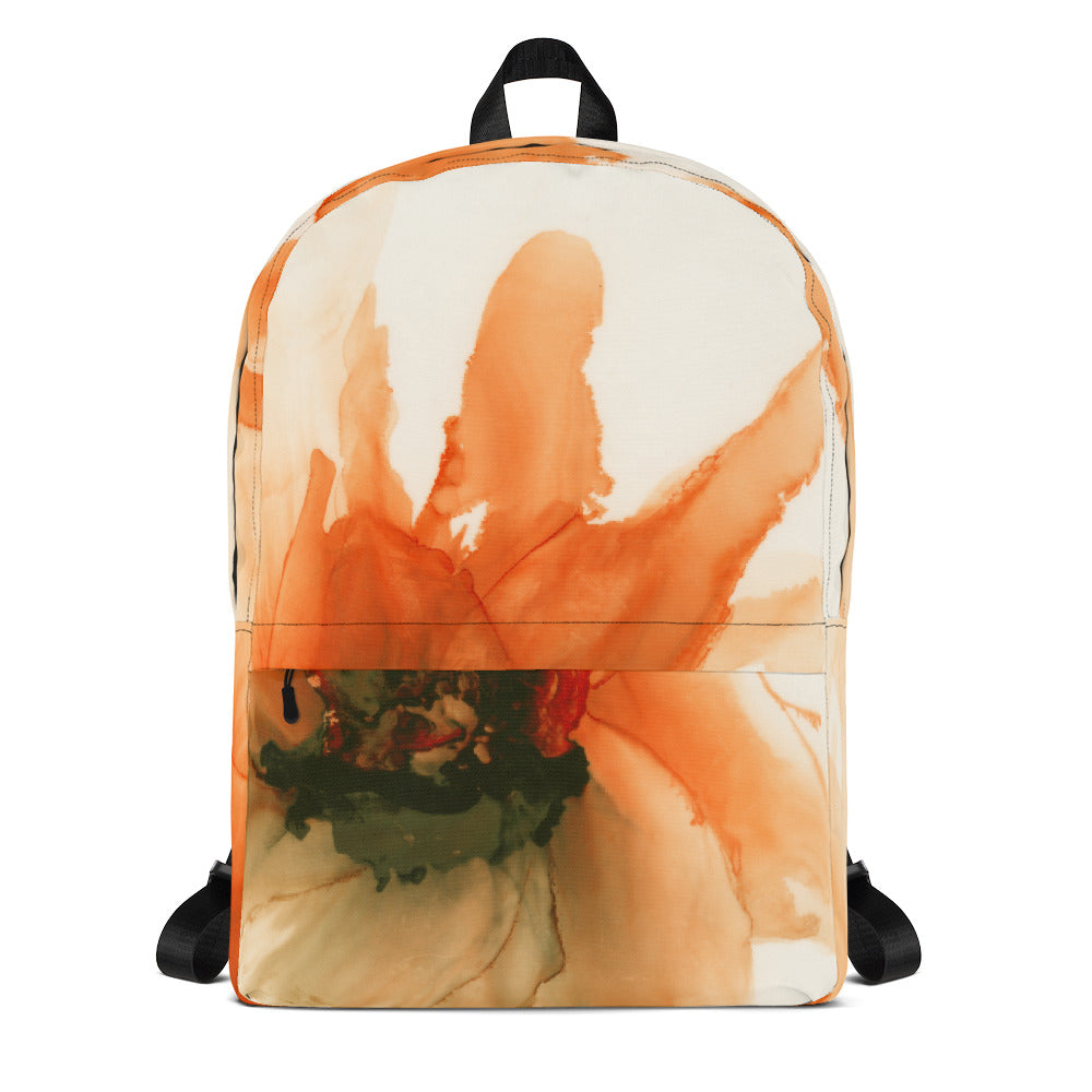 Backpack:Ophelia's Orange Orchid