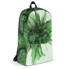 Load image into Gallery viewer, Backpack:  Green Queen