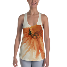 Load image into Gallery viewer, Women's Racerback Tank:  Tangerine Tutu