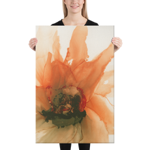 Load image into Gallery viewer, Canvas:  Ophelia's Orange Orchid