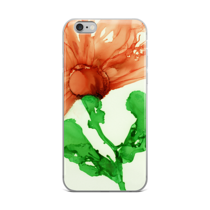 iPhone Case:  Coral Crushed