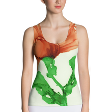 Load image into Gallery viewer, Tank Top:  Coral Crushed