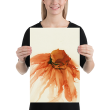 Load image into Gallery viewer, Frameless Poster:  Tangerine Tutu