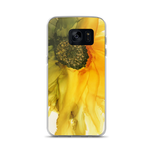 Samsung Case:  September Sunflower